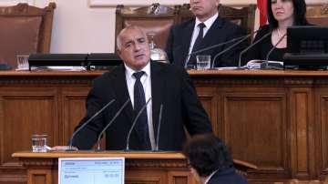 Бойко Борисов отговаря на въпроси в НС за резултатите от визитата си в Москва