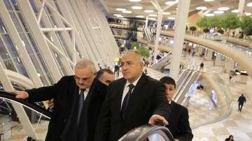 Премиерът Борисов е на работно посещение в  Азербайджан