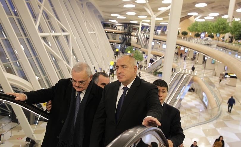 премиерът борисов работно посещение азербайджан