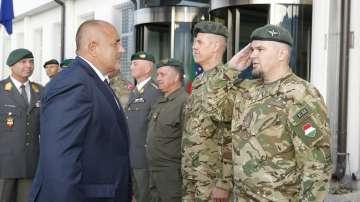 Премиерът Борисов пристигна на официално посещение в Босна и Херцеговина