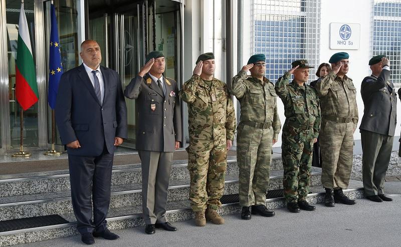 снимка 1 Премиерът Борисов пристигна на официално посещение в Босна и Херцеговина