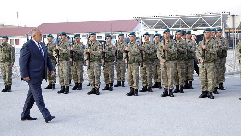 снимка 2 Премиерът Борисов пристигна на официално посещение в Босна и Херцеговина