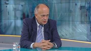 Д-р Бойко Пенков: Няма да има ограничения за приема в педиатричната болница
