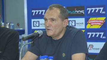 Божков ще се оттегли от Левски при отнемане на лиценза на частните лотарии