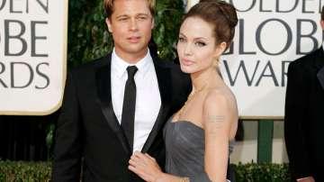 Анджелина Джоли получава временно попечителството над децата