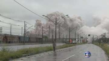 40 души в болница след като вдишали отровен газ