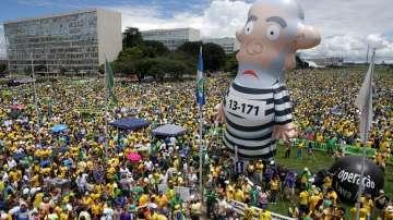 Милиони демонстрираха срещу политиката на Дилма Русеф