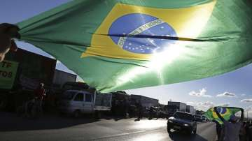 Стачки в Бразилия
