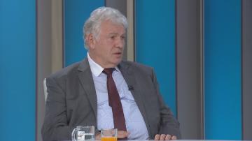 Стоян Братоев: Имаме почти 60% изпълнение на третата линия на метрото
