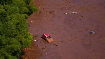 Над 300 души са изчезнали след рухването на стена на хвостохранилище в Бразилия