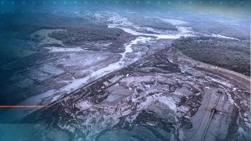 84 са вече загиналите при срутването на стена на хвостохранилище в Бразилия
