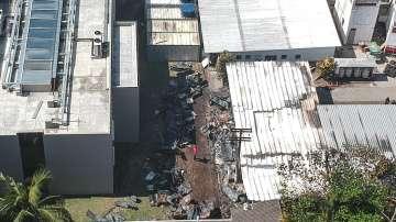 Пожар в Рио де Жанейро - загинаха 10 момчета от футболен клуб