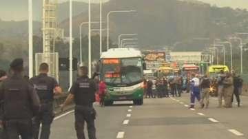 Заложническа драма се разигра в Бразилия