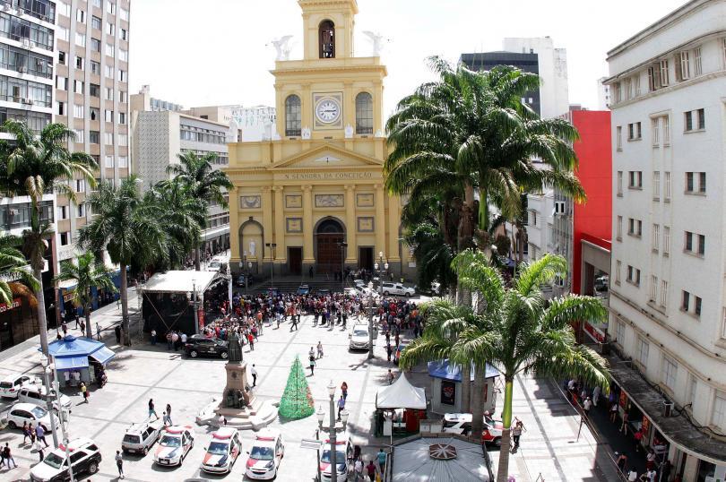 четирима загинали стрелба катедрала бразилия