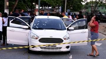 Бразилската полиция застреля осем души в Рио де Жанейро