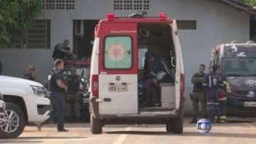 Над 50 души загинаха при затворнически бунт в Бразилия