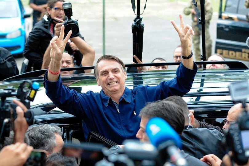 Бразилия гласува за президент на първи тур. Водещ в предпочитанията