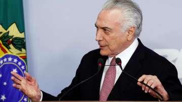 Кола опита да атакува президентската резиденция в Бразилия