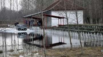 Остава бедственото положение в Брегово заради опасността от наводнение