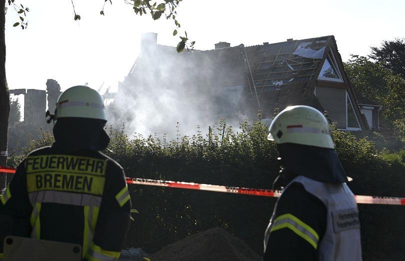 трима души загинаха взрив жилищна сграда бремен