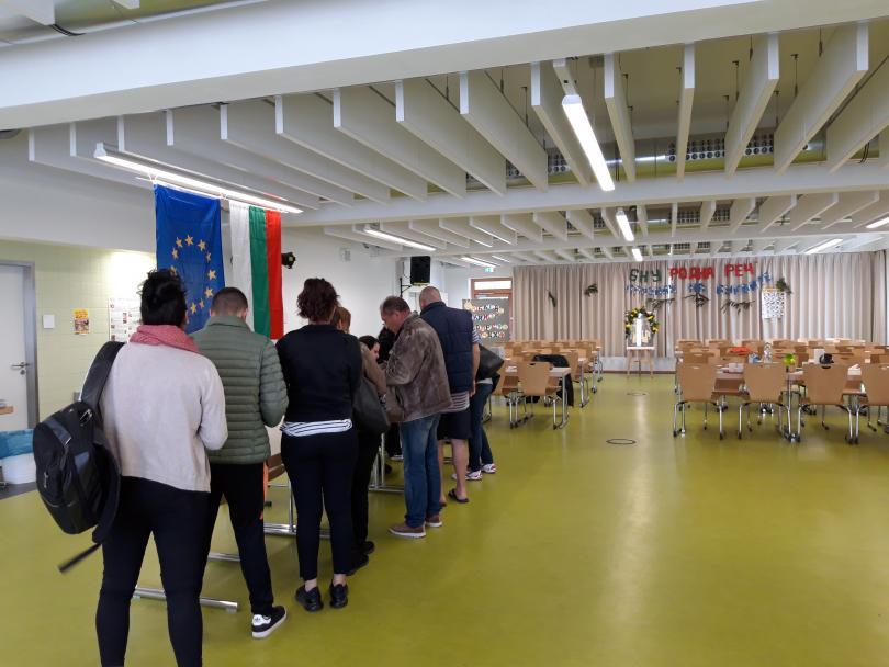 За първи път българите в Бремен имат възможност да гласуват
