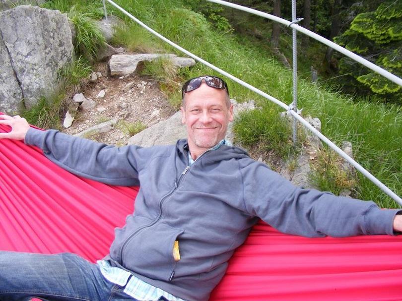 Брент живее повече от 20 години в България