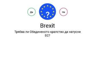 Трябва ли Обединеното кралство да напусне ЕС?