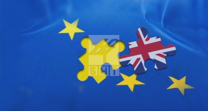 британският парламент подкрепи плана правителството брекзита