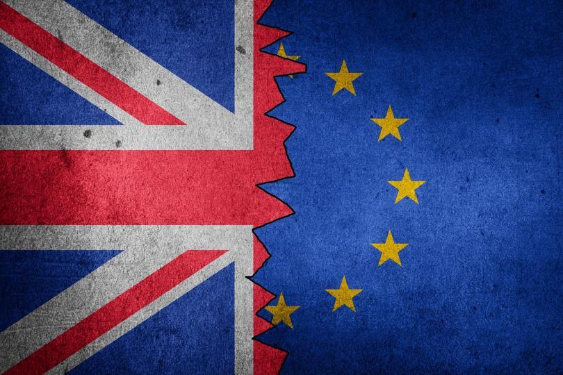 Великобритания напусна ЕС. Точно в 01:00 ч. българско време, Лондон