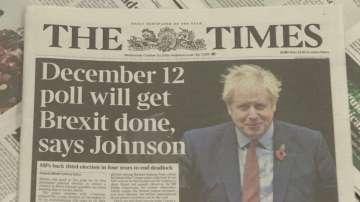 Борис Джонсън заяви, че е готов за борба в парламентарните избори
