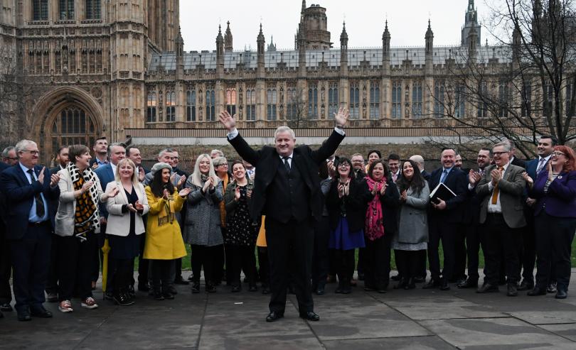 Сделката за Брекзит влиза в британския парламент в петък. След