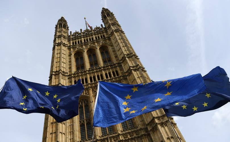 снимка 1 След 47 години членство: Днес Великобритания напуска Европейския съюз