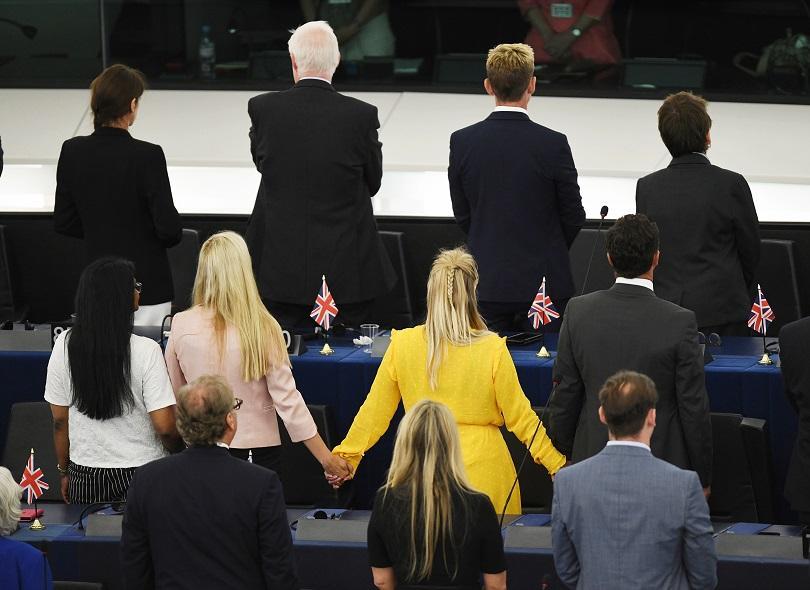 снимка 1 Новият Европарламент откри първата си пленарна сесия