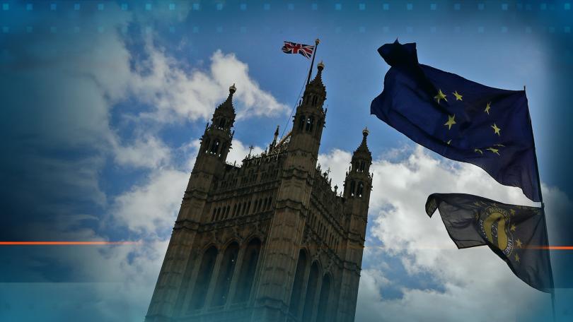 Снимка: Има ли заговор за смяна на Тереза Мей срещу сделка за Брекзит?