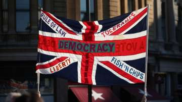 Голям протест в Лондон с искане за нов  референдум за Брекзит