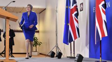 Тереза Мей призова парламента да подкрепи сделката за Брекзит