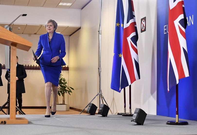 Британският премиер Тереза Мей ще направи извънредно изявление в 17:30