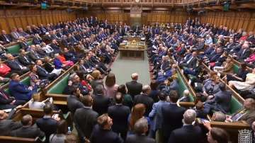 Британските депутати за трети път отхвърлиха сделката на Тереза Мей за Брекзит