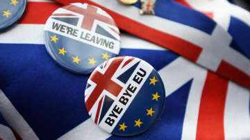 Емоциите в Лондон след окончателния Брекзит