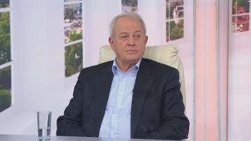Бриго Аспарухов: БСП е стара партия, но не расте