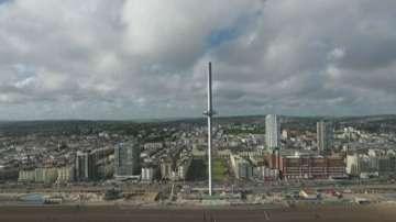 Брайтън с най-високата кула във Великобритания