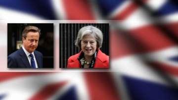 Великобритания между Камерън и Мей