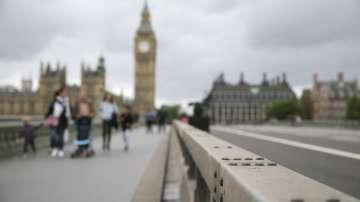 Предсрочни парламентарни избори във Великобритания