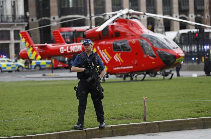 Арестуван предполагаем терорист на летище Станстед в Лондон