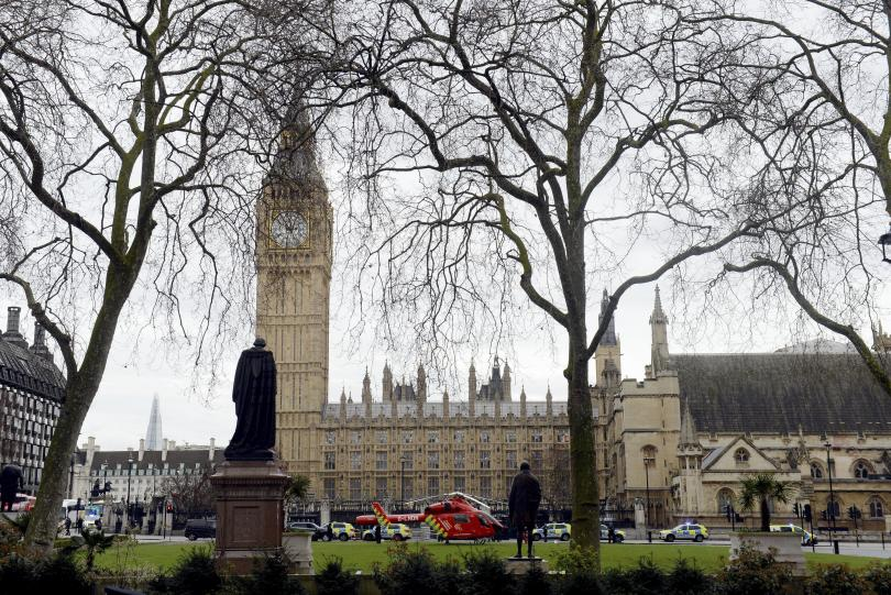 снимка 7 Стрелба пред британския парламент
