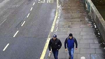 Лондон издирва двама руснаци по случая Скрипал