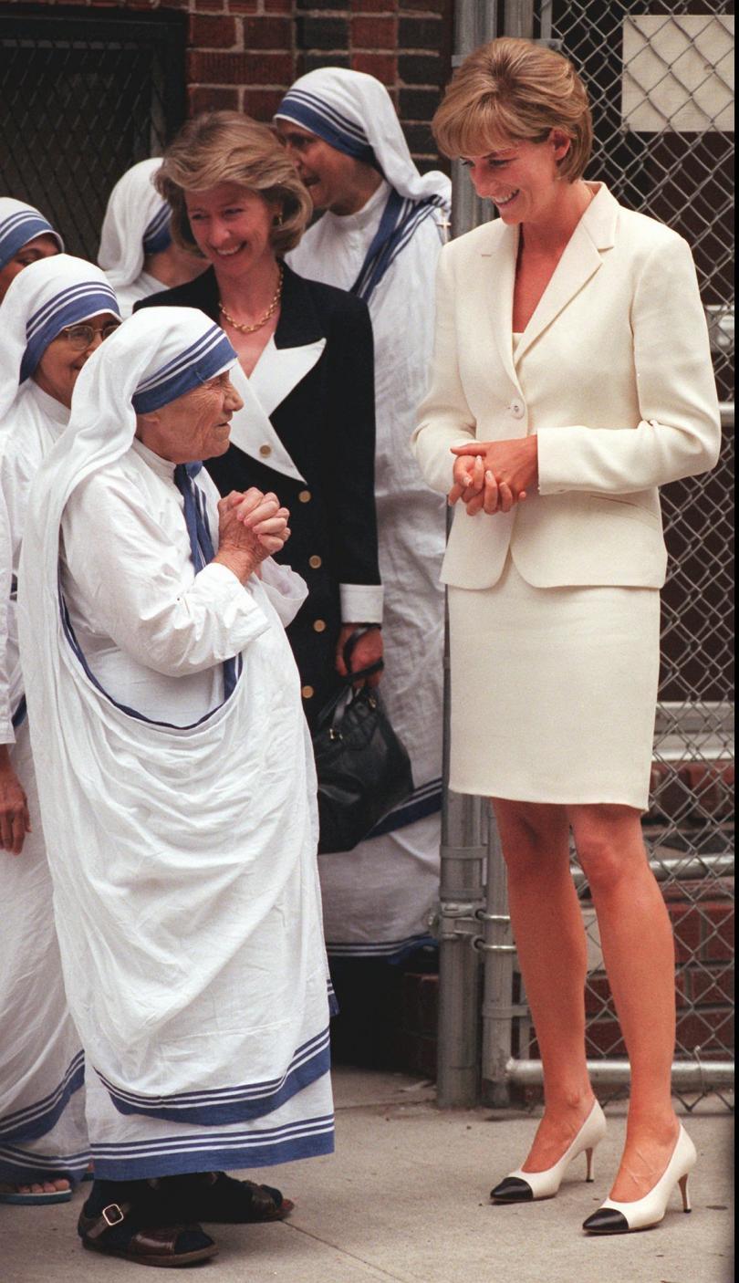 снимка 8 БНТ 1 ще излъчи документален филм на Би Би Си за принцеса Даяна