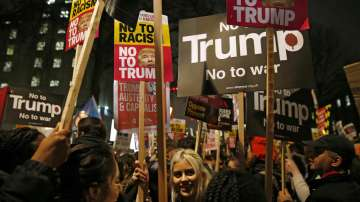 Протести в Лондон срещу имигрантските ограничения на Тръмп