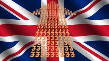 Британският паунд скочи след решението на Върховния съд за Брекзита