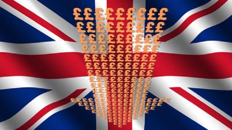 румънците спестявания британски лири хукнаха обменните бюра